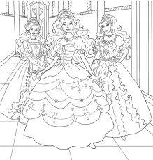 Kleurplaten Voor Volwassenen Prinsessen