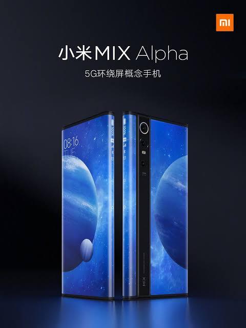 """Résultat de recherche d'images pour """"xiaomi mi mix alpha"""""""