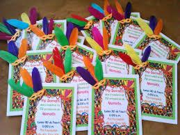 Empezamos Con Las Tarjetas De Invitacion Llenas Colores Y Detalles