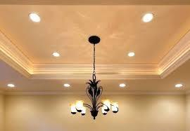 install recessed lighting drop ceiling