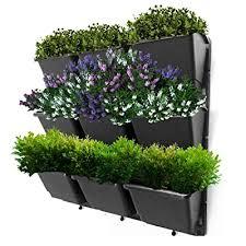 vertical garden wall planters vertical