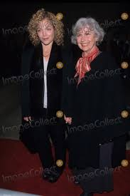 Photos and Pictures - Amy Irving with Mother Priscilla Pointer the Rage  Carrie 2 Premiere in Los Angeles 1999 Photo by Fitzroy Barrett-Globe  Photos, Inc.