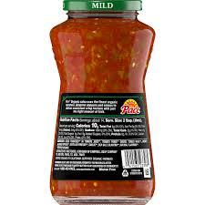 pace organic salsa mild 16 oz
