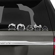 Amazon Com The Decal Guru 1403 Car 01 S Silver 2 H X 12 W Car Window Decal Sticker Automotive