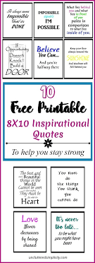 printable inspirational quotes that will help you to stay