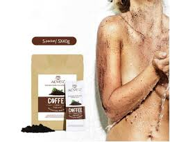 coffee scrub body scrub 240g cream dead