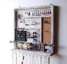 jewelry organizer earrings holder