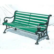 india cast iron garden bench