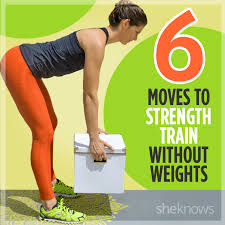 6 strength exercises that don t require