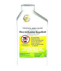 Liquid Fence Deer And Rabbit Repellent Label Pensandpieces