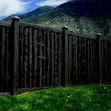 100 Walnut Ashland Fence Material List At Menards