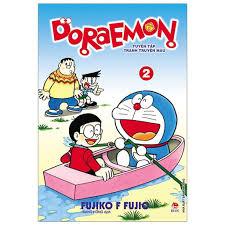 Sách ] Doraemon Tuyển Tập Tranh Truyện Màu - Tập 2 (Tái Bản 2019 ...
