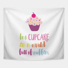 funny dessert quotes tapestries teepublic