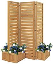 Amazon Com Cedar Fence Panels