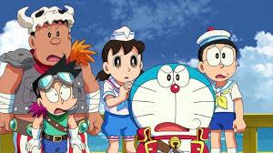 Doraemon : Full Movie In Hindi [Nobita's Treasure Island] - Disney ...