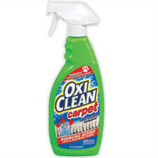 oxiclean carpet spot and sn remover