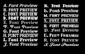 Custom Text Large Rear Window Decal Sticker Midwest Sticker Shop