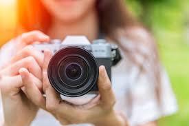 Znalezione obrazy dla zapytania: aparat fotograficzny