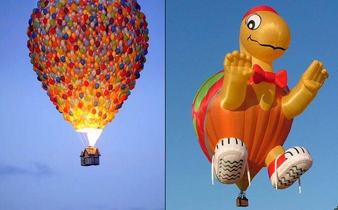 20 Jenis Balon Yang Harus Kamu Ketahui