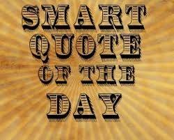 smart quote of the day com
