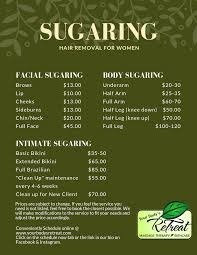 how much does sugaring cost your