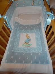 peter rabbit nursery crib bedding set