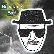 Breaking Bad 5 Decal Heisenberg Sketch Danz Comix And Collektibles