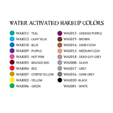 woochie water activated makeup