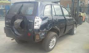 chery tiggo for stripping boksburg