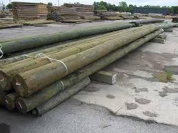 Poles Pilings Posts