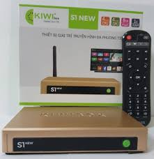 Android tivi Box Kiwi S1 New có Chuột không dây Bản mới 2020 Cập ...