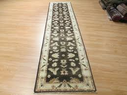 rug runners persian handmade knotted