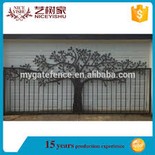 Luxury Factory Direct Hot Sale Modern Laser Cut Gate Design Philippines Wrought Iron House Main Gate Aluminum Garden Gates View Laser Cut Gate Design Yishujia Product Details From Shijiazhuang Yishu Metal Products