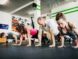 fitness trainers and chronic pain