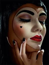 mime clown makeup every kind of clown