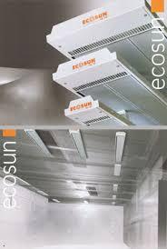 radiant ceiling heating floor heating