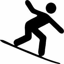 Snowboard Snowboarding Skateboard Winter Olympic Window Vinyl Decal Sticker Ebay