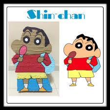 Shin Chan Pinata Shin Pinatas