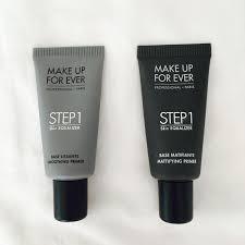 mattifying smoothing mini face primer