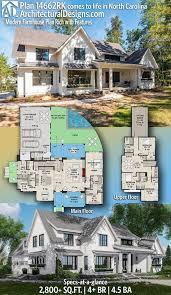 plan 14662rk modern farmhouse plan