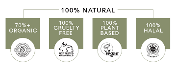 vegan organic free makeup