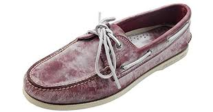 sperry top sider leather a o 2 eye