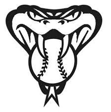 Arizona Diamondbacks Die Cut Vinyl Graphic Decal Sticker Mlb Baseball