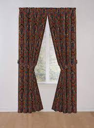 Amazon Com Jay Franco Marvel Black Panther Tribal 84 Inch Drapes 4 Piece Set Beautiful Room Decor Easy Set Up Window Curtains Include 2 Panels 2 Tiebacks Official Marvel