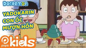 Phim hoạt hình Doraemon Tập 72 - Yadokarin Con Ốc Mượn Hồn, Chú ...