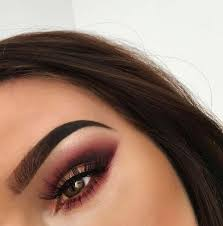night out eye makeup discovered by