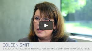 Coleen Smith, Joint Commission - Insights on Reducing SSIs on Vimeo