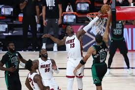 Miami Heat beat Boston Celtics in OT in Game 1 of East finals