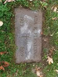 Ada Ryan Ferneding (1923-2009) - Find A Grave Memorial