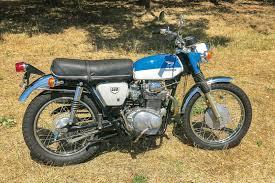 1968 1973 honda cl350 scrambler